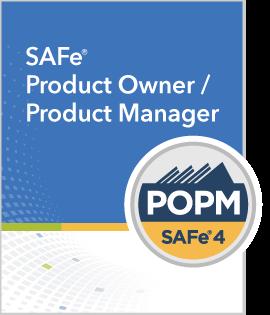 SAFe POPM Certificate