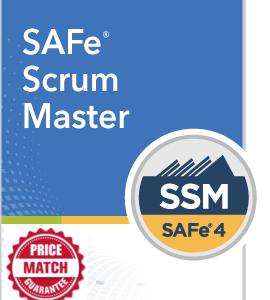 safe scrum master price match